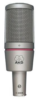 2 micros AKG C2000