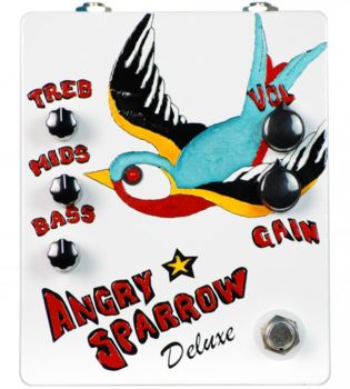 cherche flickinger angry sparrow deluxe