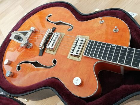 Luthier GL Guitars 59' Gretsch 6120 replica
