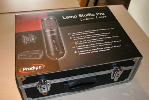 Micro Prodipe Lamp Studio Pro Ludovic Lanen
