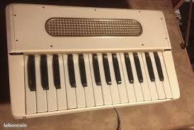 Organetta hohner vintage BLANC