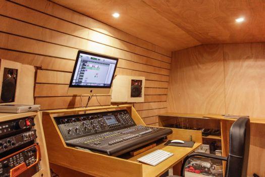 Road Studio - Studio d'enregistrement mobile