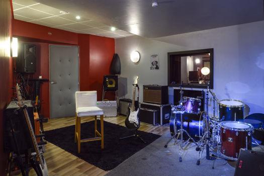 Studio d'enregistrement La Mante - Paris 11e