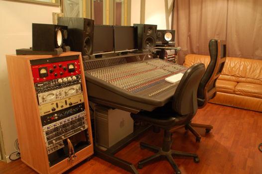 studio d 'enregistrement floxxsound paris