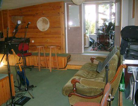 Studio enregistrement & répétition - Vannes (56)