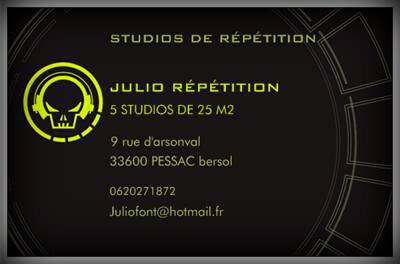 studios ..julio repetition