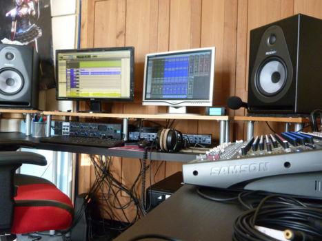 Track Down Music | Studio Rock & Metal