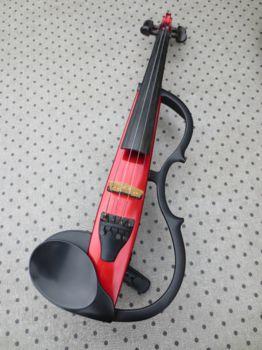 Violon électrique Yamaha SV-110 Candy red