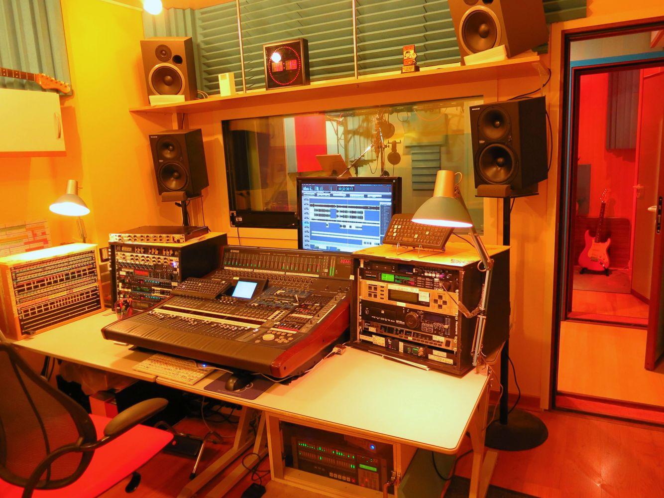 studio d 39 enregistrement paris musique mixage. Black Bedroom Furniture Sets. Home Design Ideas