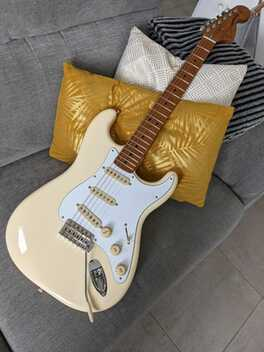 Fender Stratocaster roasted 70s micro Duncan