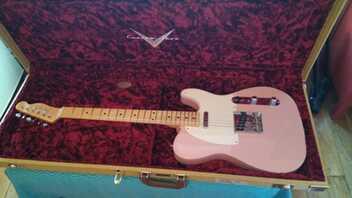 Fender Telecaster US custom shop 53
