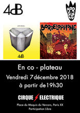 4db - bordelophone