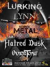 over tone + hatred dusk + lynn + lurking