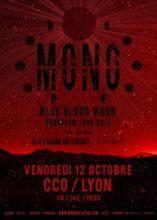 mono, a storm of light et jo quail à lyon (hard rock café)
