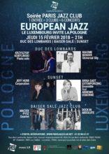 soirée paris jazz club