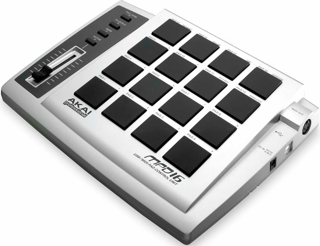 mpd drum machine