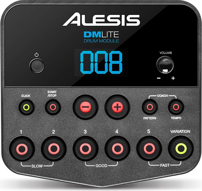 alesis dm lite kit zikinf. Black Bedroom Furniture Sets. Home Design Ideas