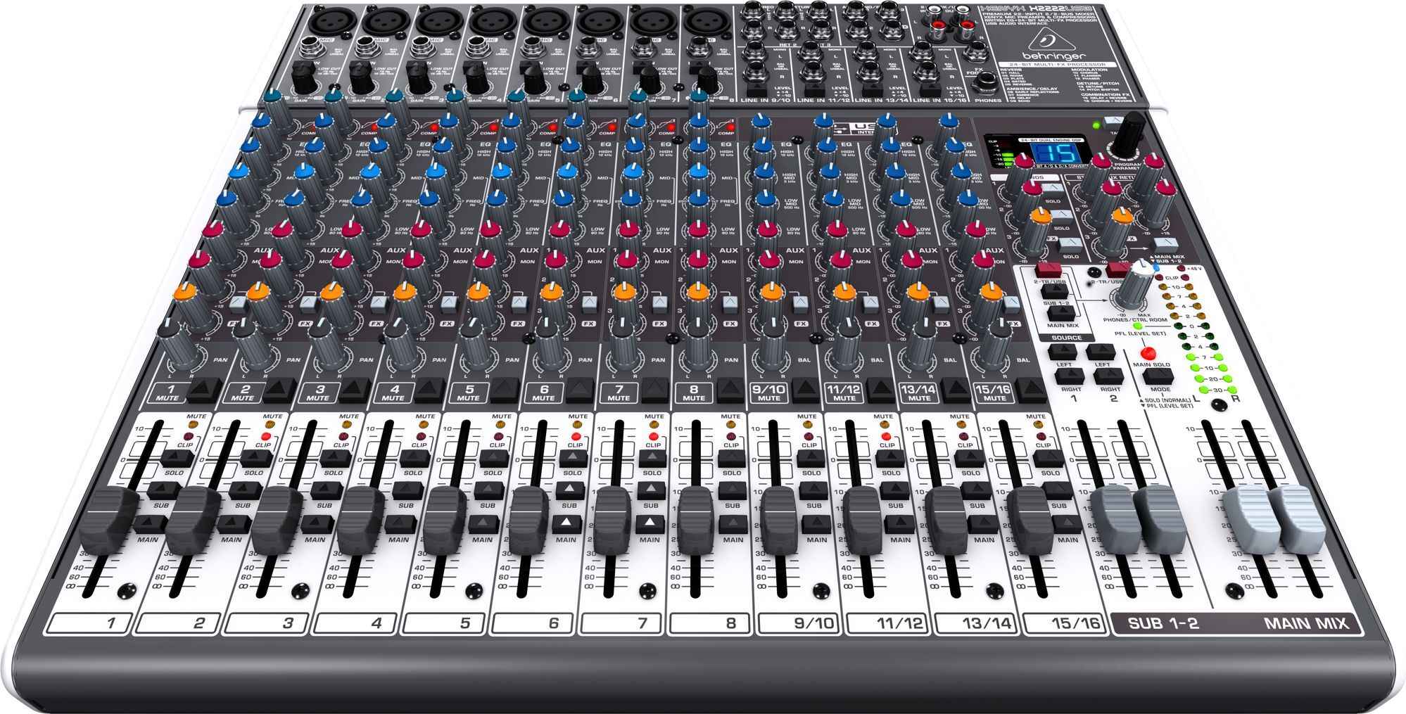 Table mixage behringer xenyx - Table de mixage virtuel gratuit en francais ...