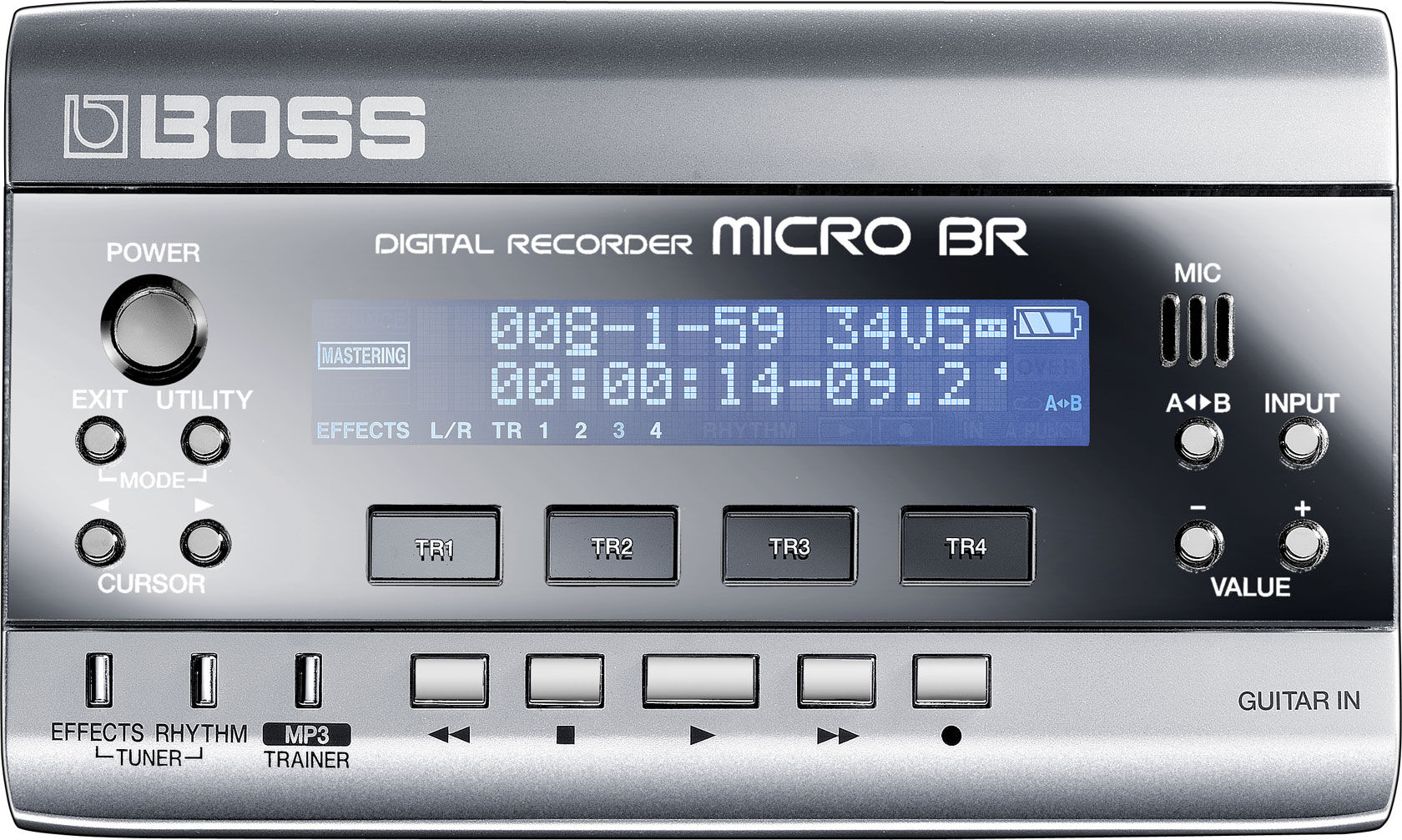Audio recorder - cheap digital recorder