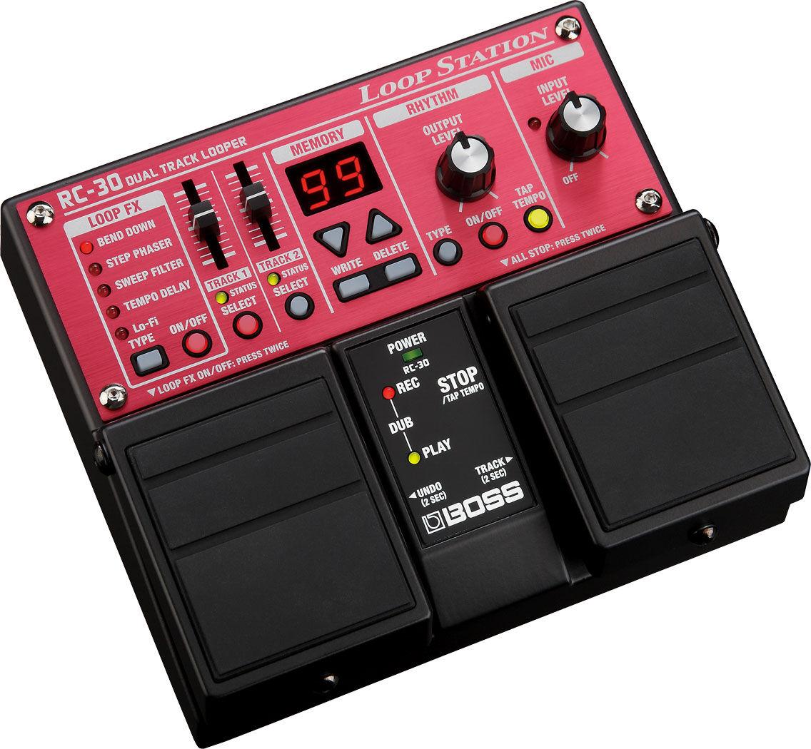 loop machine beatbox