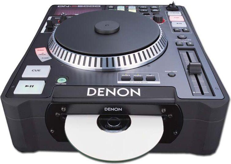 Denon DN-S5000 - Zikinf