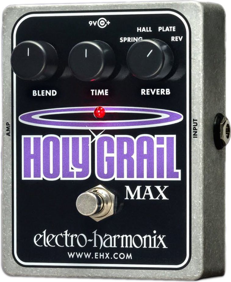 Electro Harmonix Holy Grail Max Zikinf