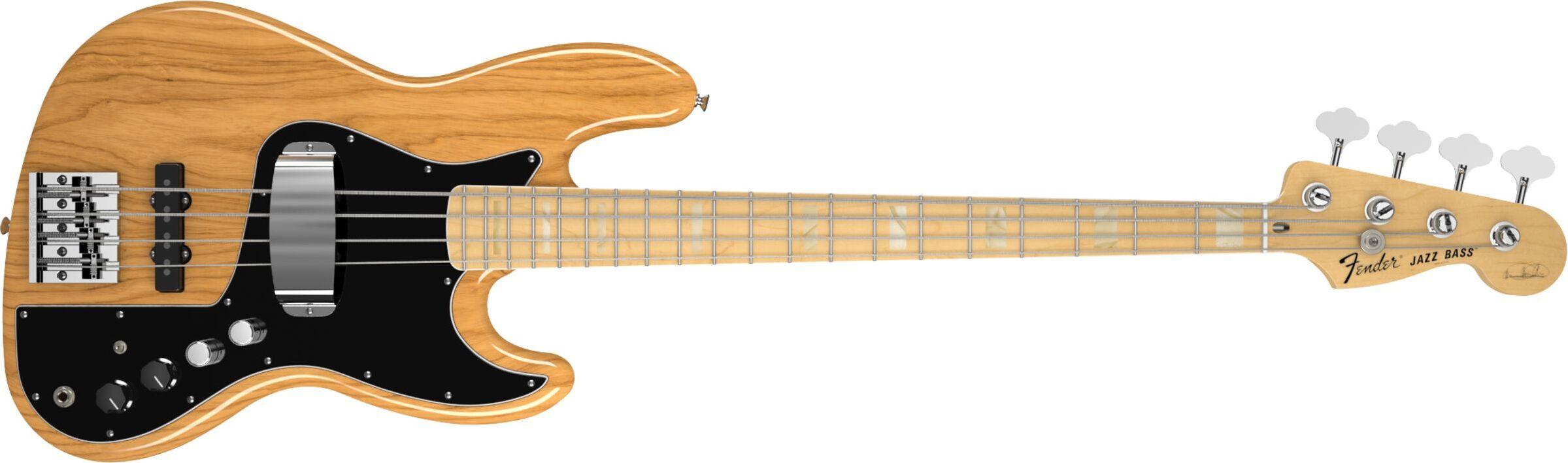 guitare basse fender
