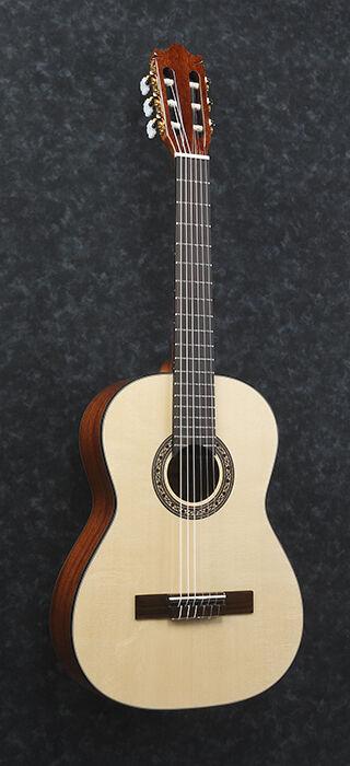ibanez g10-3q-nt guitare classique 3-4 natural