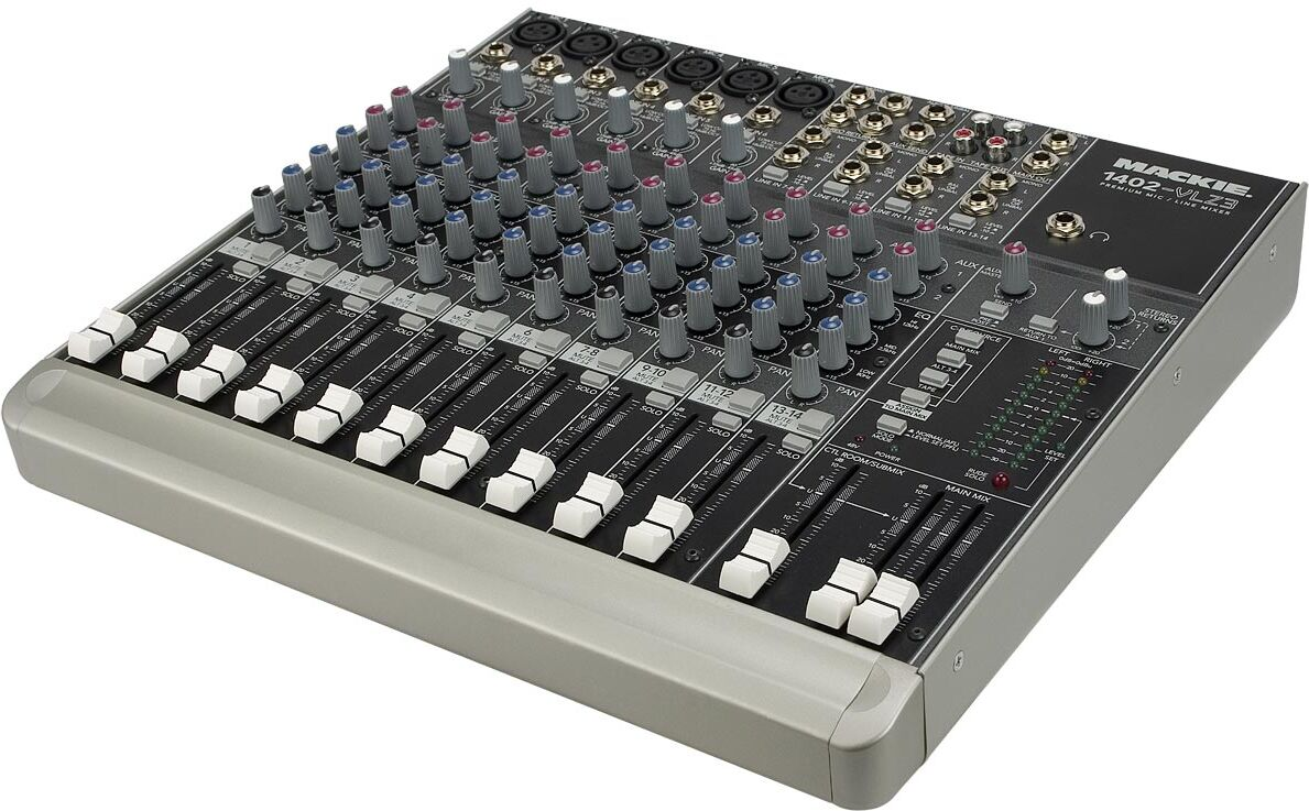 table de mixage mackie 1402 vlz3