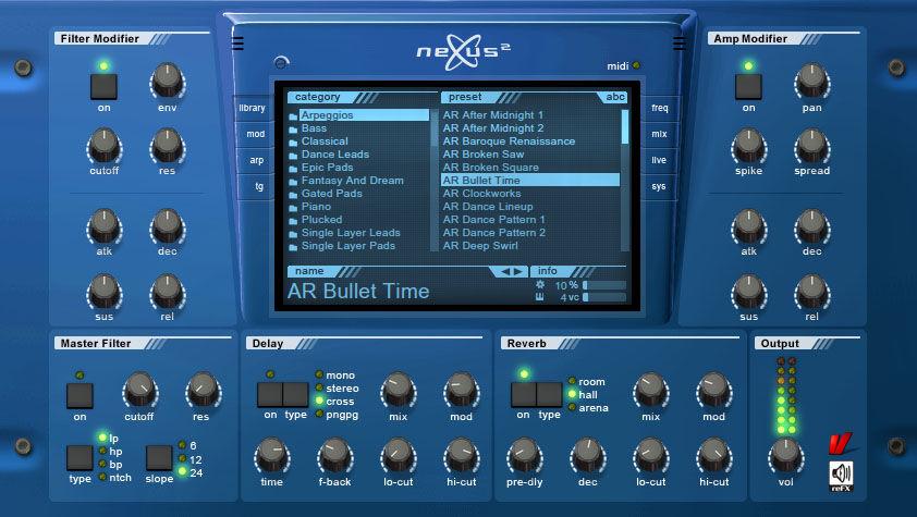 refx nexus 2 free
