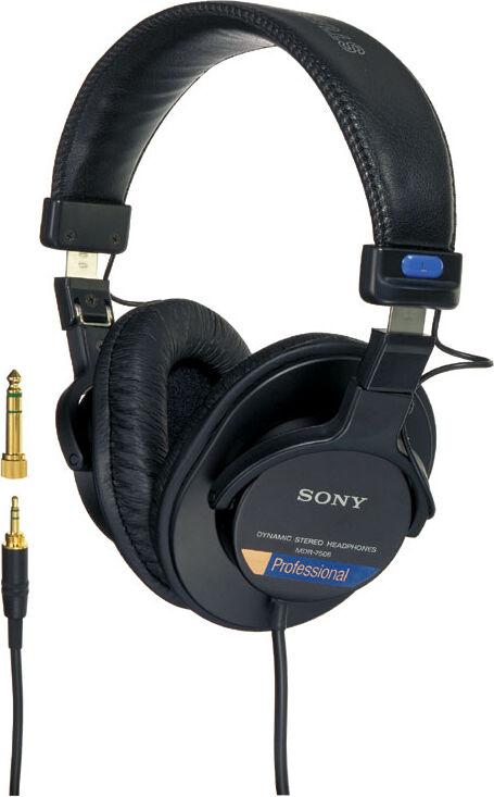 Sony Mdr 7506 Zikinf