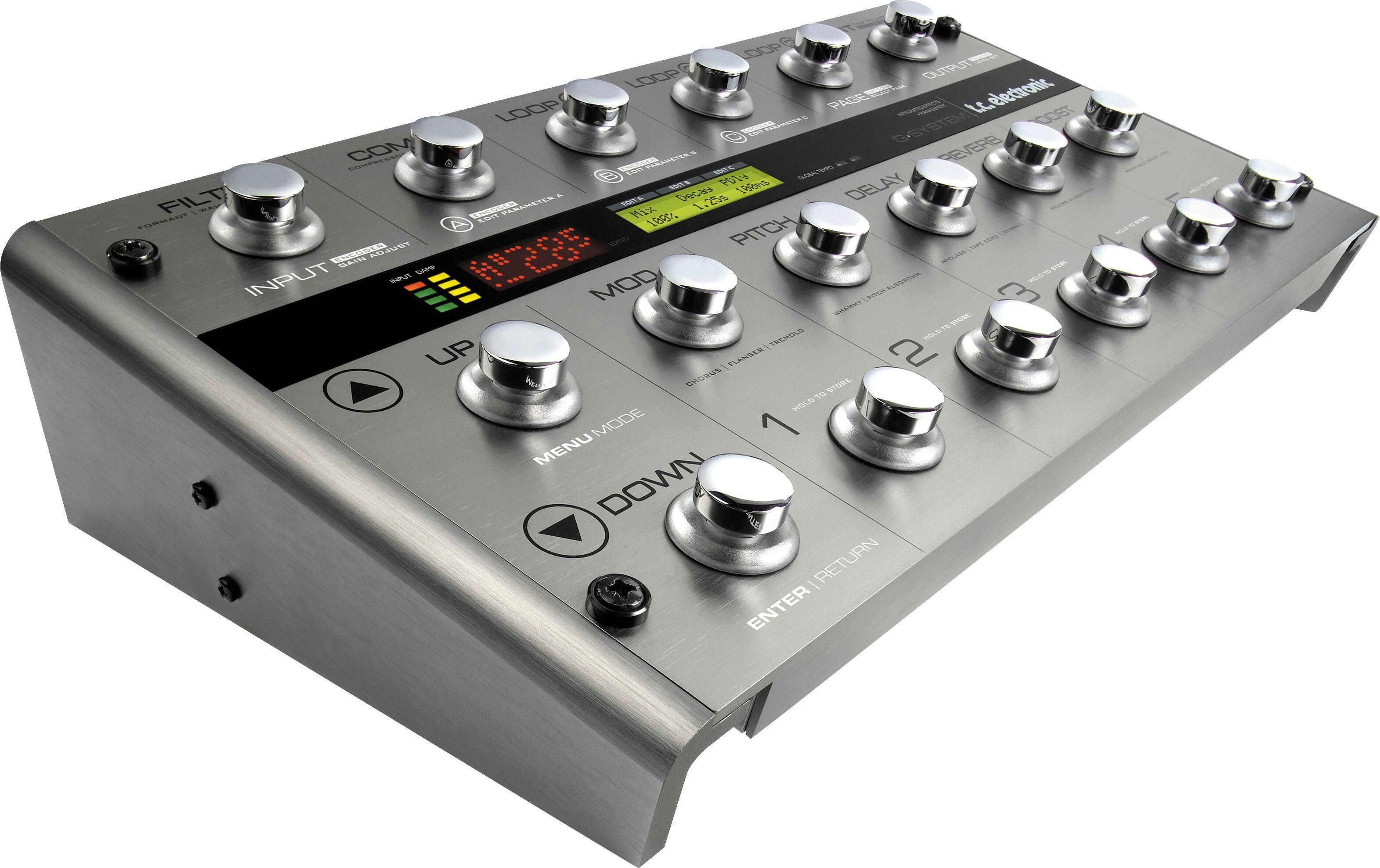 Tc Electronic G System Zikinf