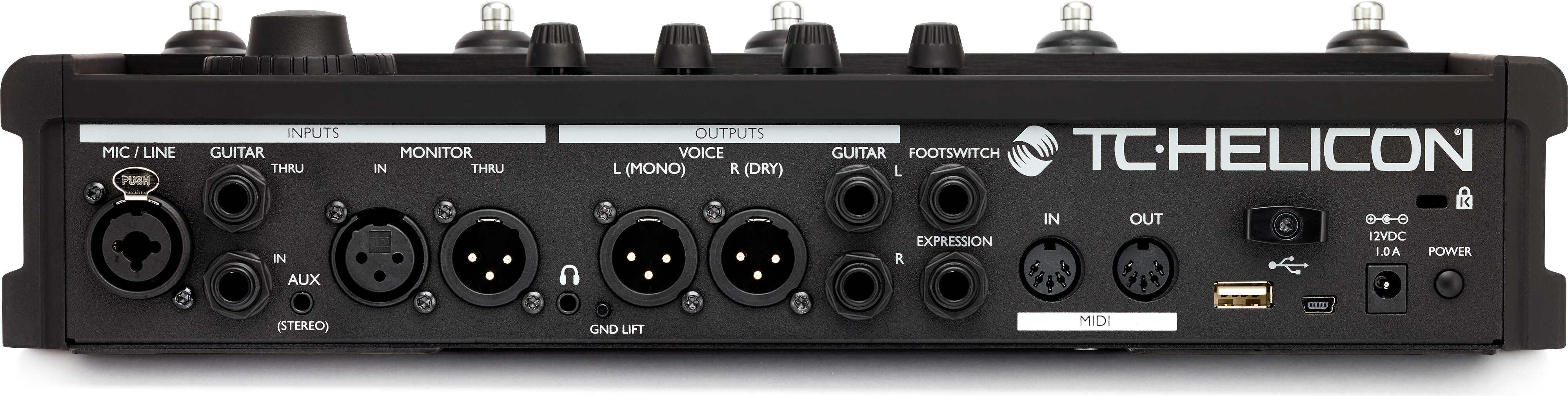 Tc Helicon Voicelive 3 Extreme Zikinf