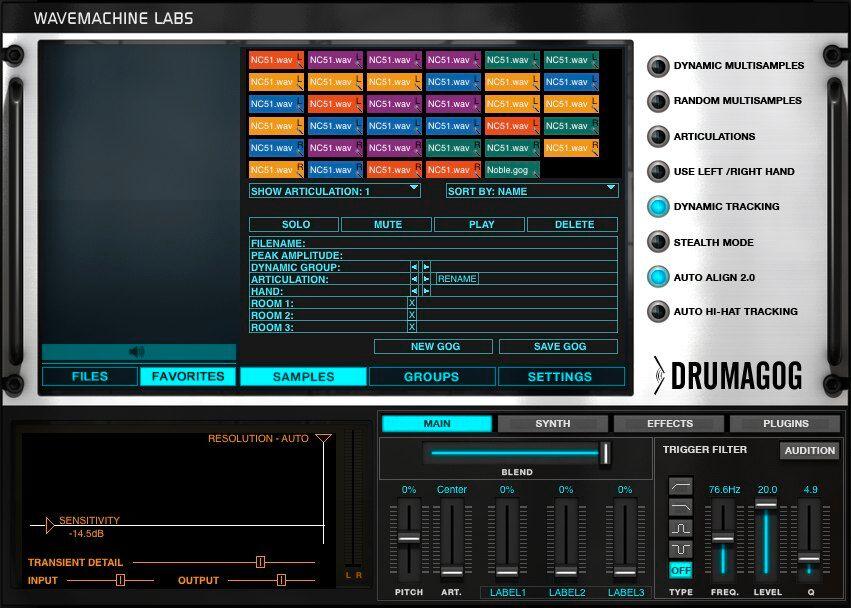 wave machine labs drumagog pro version 5