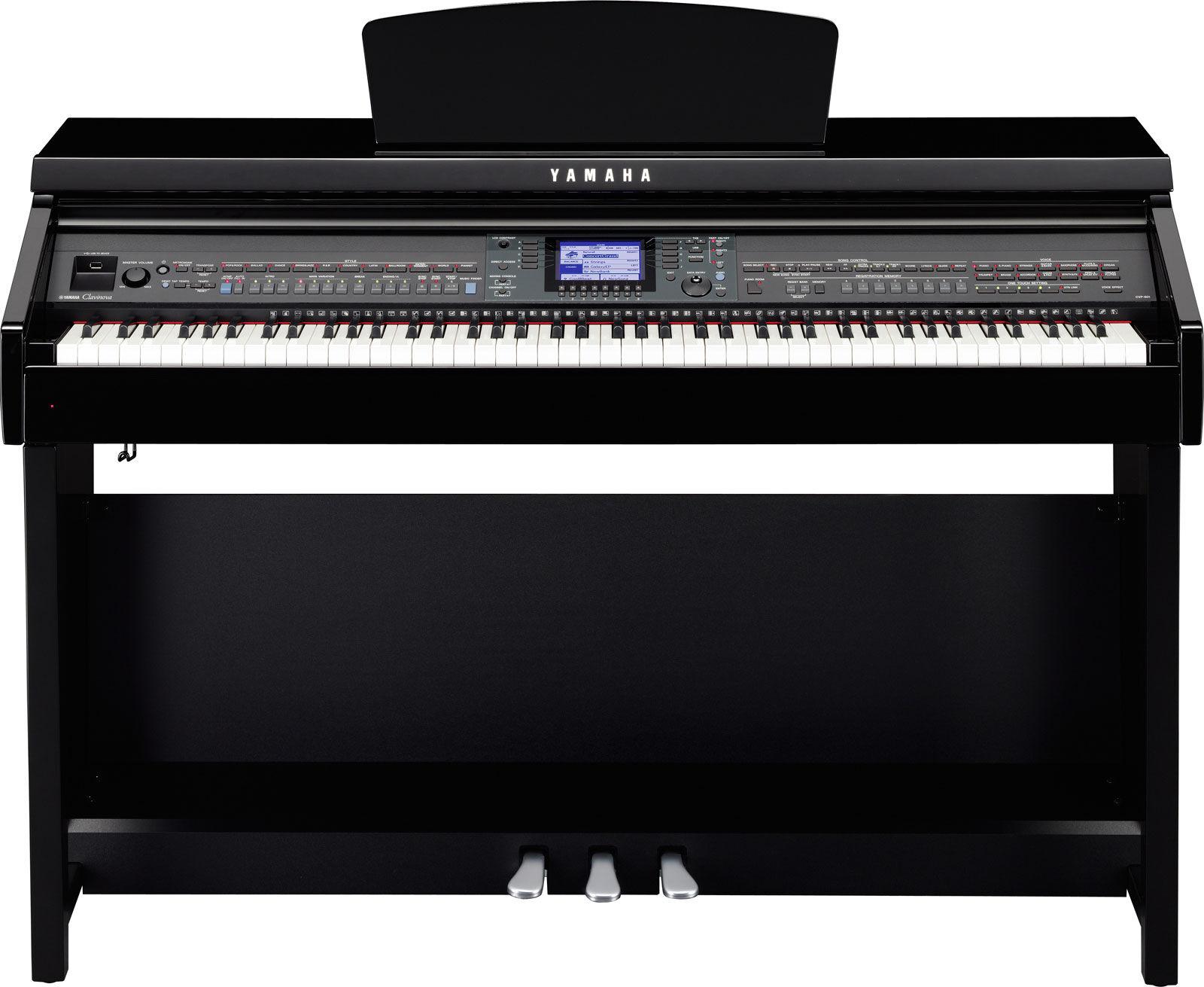 Yamaha cvp 601 zikinf for Yamaha clavinova cvp 601