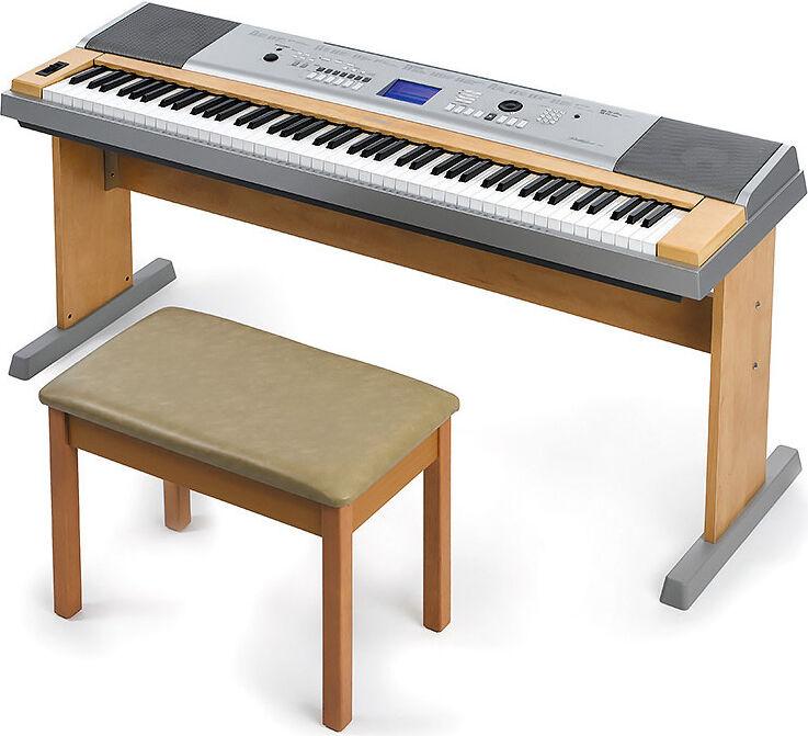 Yamaha dgx 620 zikinf for Yamaha portable grand dgx 220 electronic keyboard