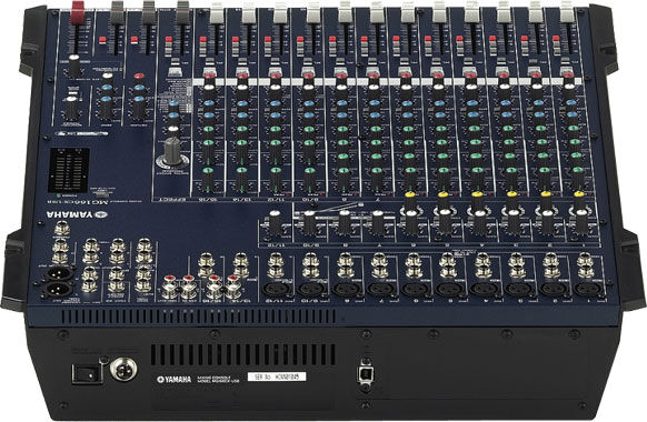 Yamaha mg166cx usb zikinf - Table de mixage yamaha usb ...