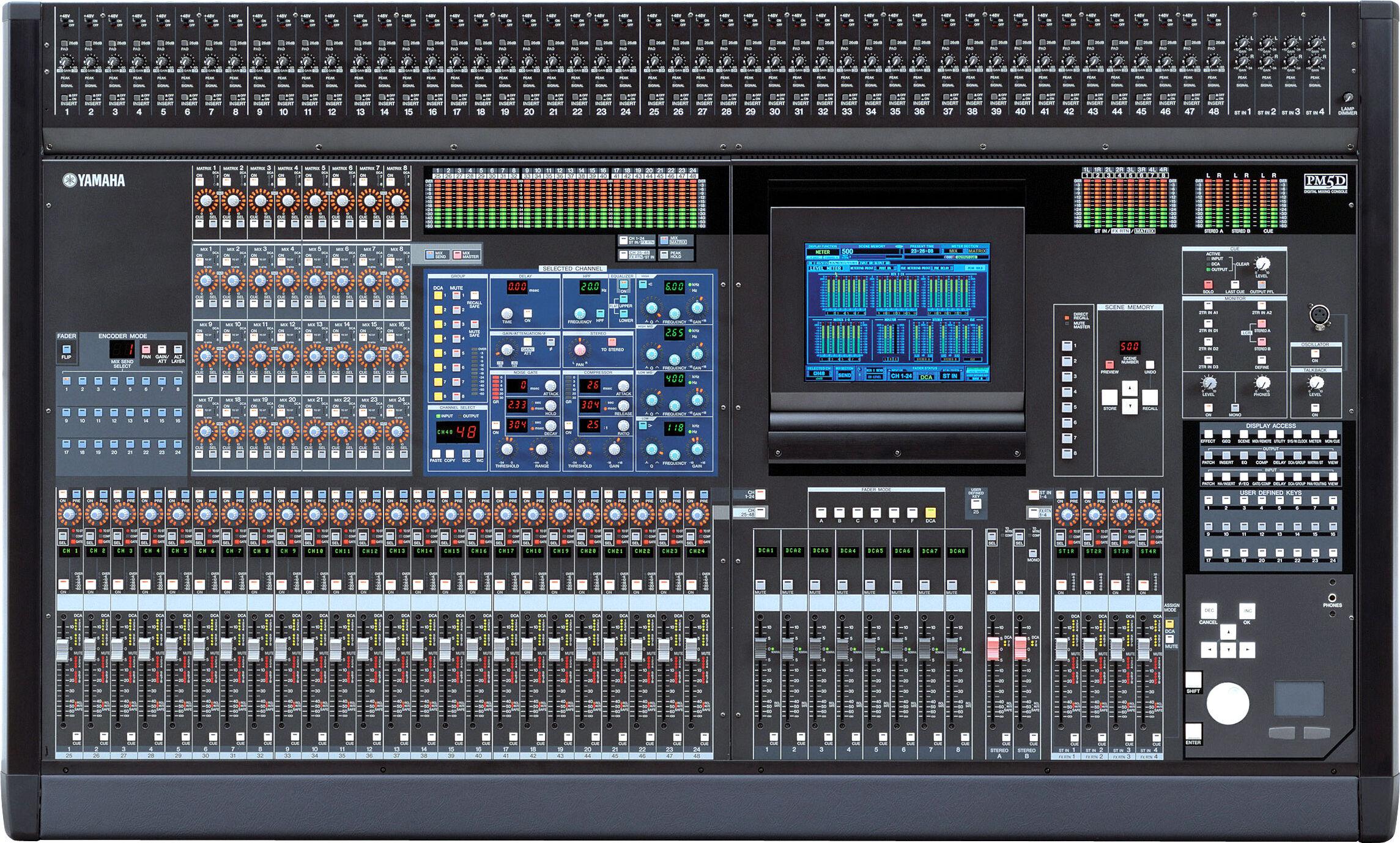 Yamaha Pm5d Zikinf