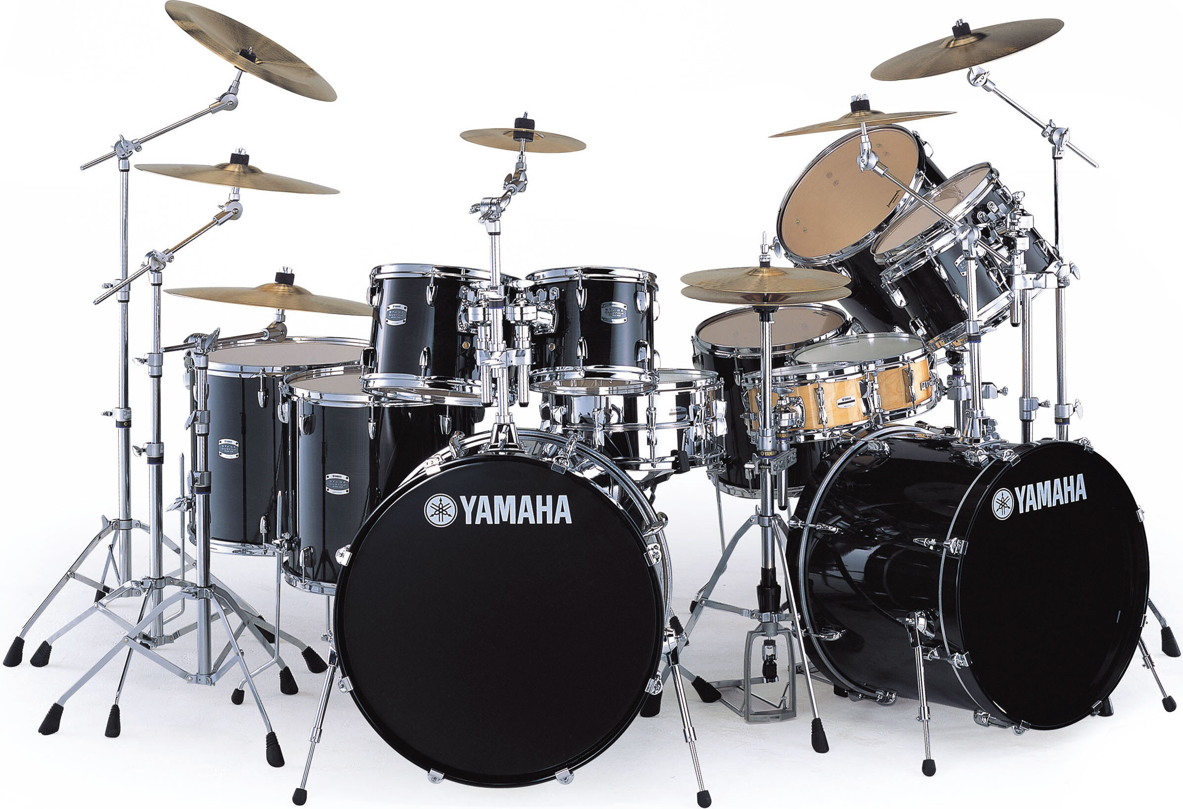 Yamaha Stage Custom Jazz