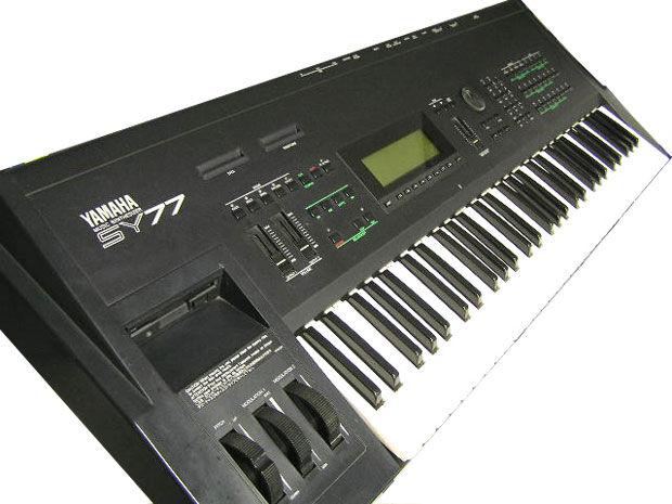 Yamaha sy 77 synthesizer · forumonderwerp: Te koop