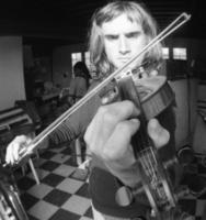 Le Violoniste Richard AUBERT  1971